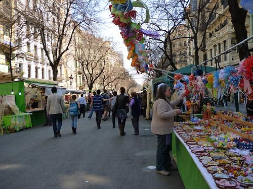 Market in Esquerra de l'Eixample