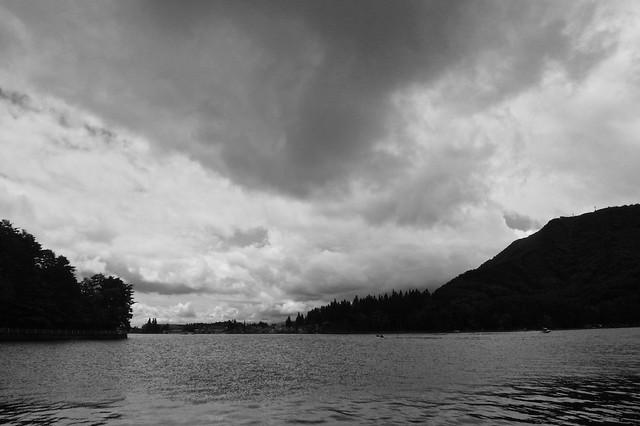 木崎湖 (Lake Kizaki) 2012/06/10