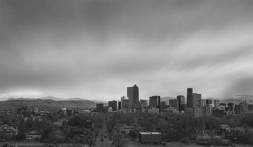 Windswept Denver