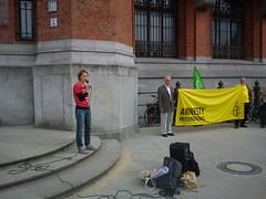 15. Juni Demonstration: BER - Kein Asylknast!