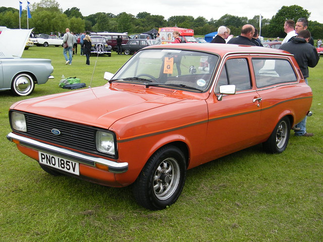 Ford escort diesel estate