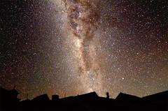 [フリー画像素材] 自然風景, 空, 夜空, 星, 天の川・銀河系, 風景 - インドネシア ID:201206210000
