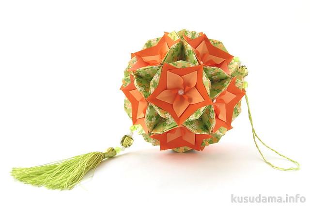 Pinwheel Ball with Fiore