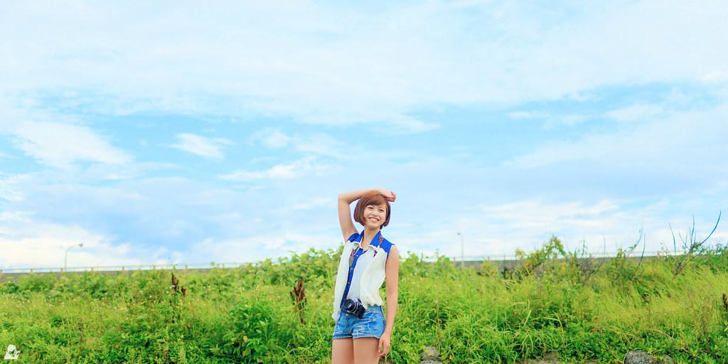 short hair +芷琳+