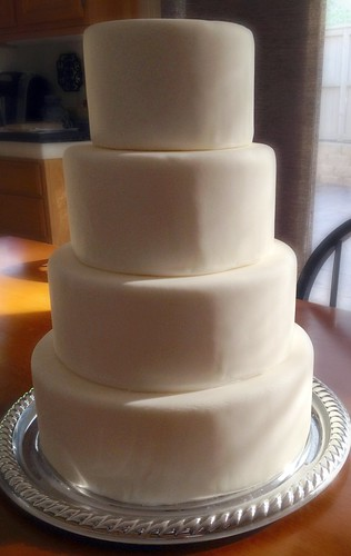 Art of Dessert: Ruth and Daniel s Wedding Cake