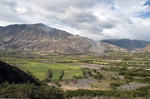 de ecuador afro valle provincia paesaggi chota imbabura ecuatoriani