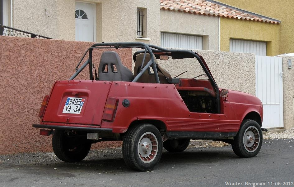 Renault 4 JP4 | Flickr - Photo Sharing!
