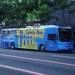 Brisbane Transport Safety Bus