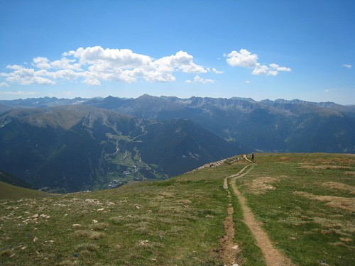 Great trails at 2600 meters