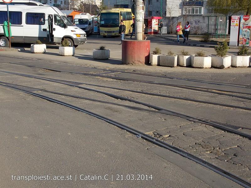 Traseul 102, etapa I: Bucla Nord ( Sp. Județean ) - Intersecție Republicii 13355771084_f08cc229c4_c