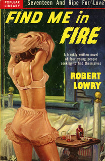Popular Library 244 - Robert Lowry - Find Me in Fire