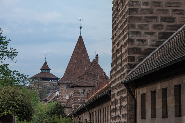 Nürnberg, Stadtmauer