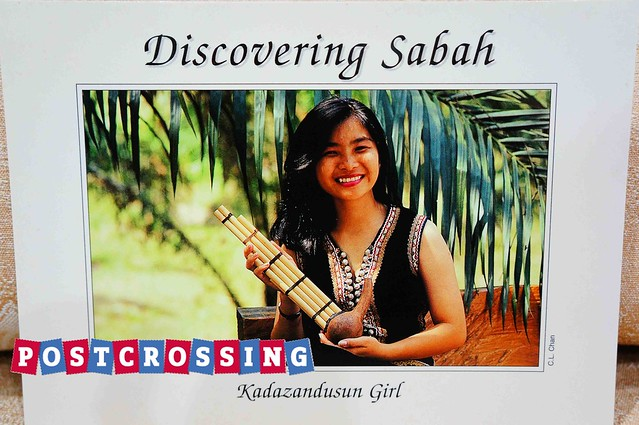 Sabah - Kadazandusun Girl