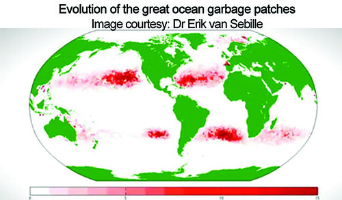 plastics map