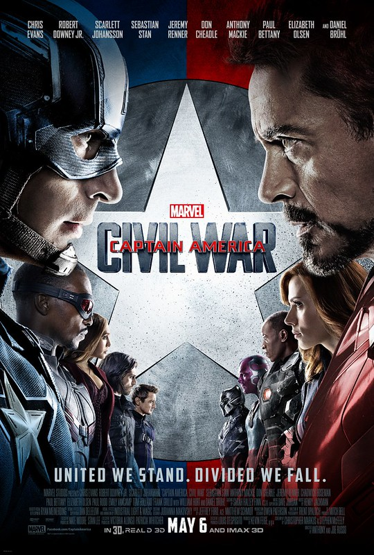 Captain America - Civil War - Poster 15