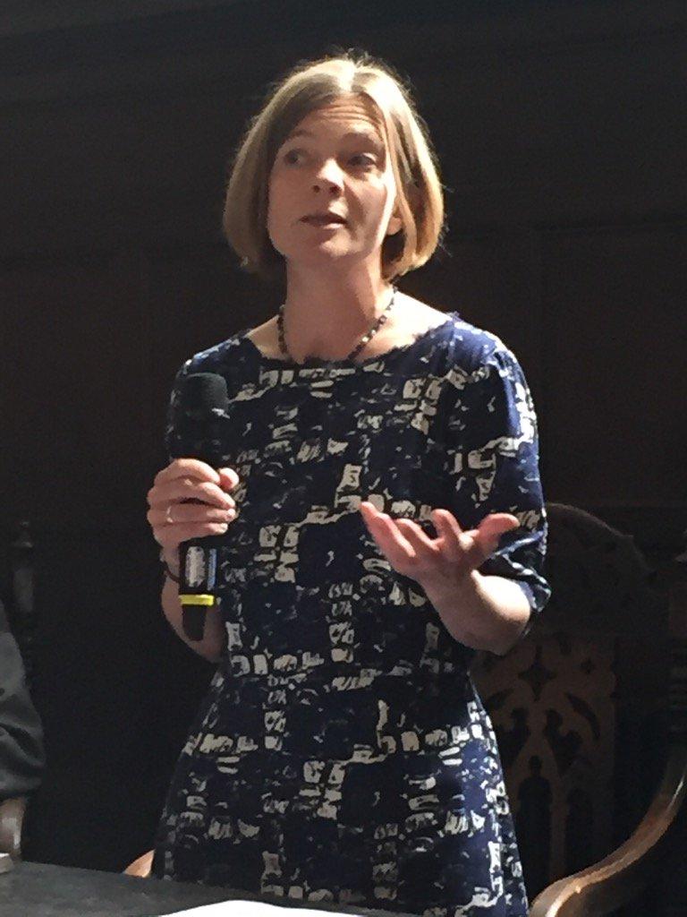 Dr Kate Giles, University of York