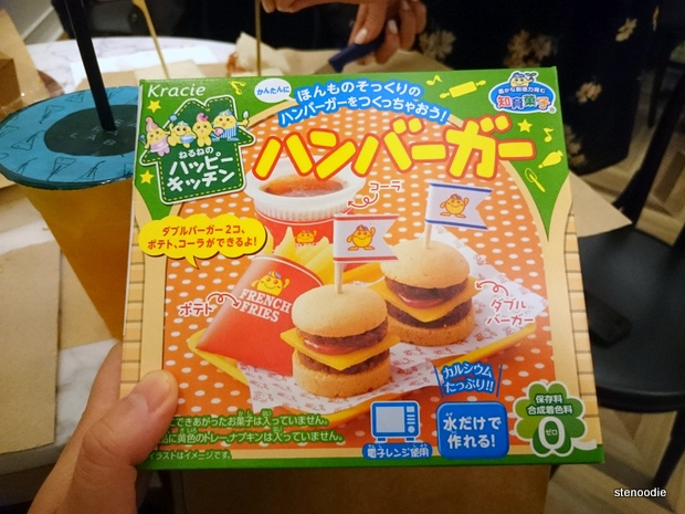 Japanese snack kit