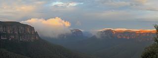 Last Light, Grose Valley