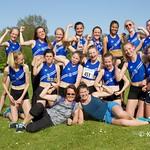 20160507 BVV Cad/Schol Girls Nieuwpoort