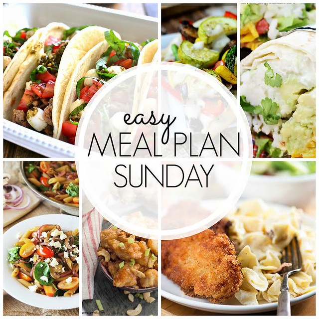 Week 47. Collaborative weekly meal planning. 9 bloggers. 6 dinner ideas, one-weekend breakfast plus 2 desserts every single week equals one heck of a delicious menu!