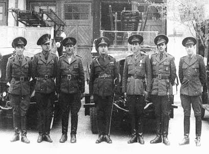 Pompieri militari / Constanta-1940
