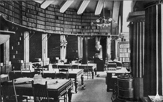 Law Library in Old Supreme Court in Capitol