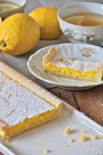 Tarte al limone