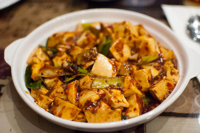 mapo tofu | Flickr - Photo Sharing!