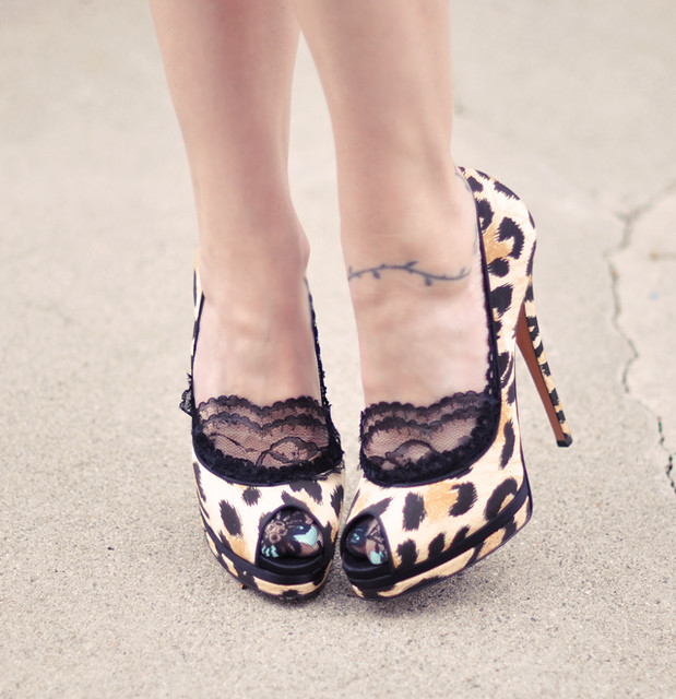 Fancy Flat Shoes For Prom