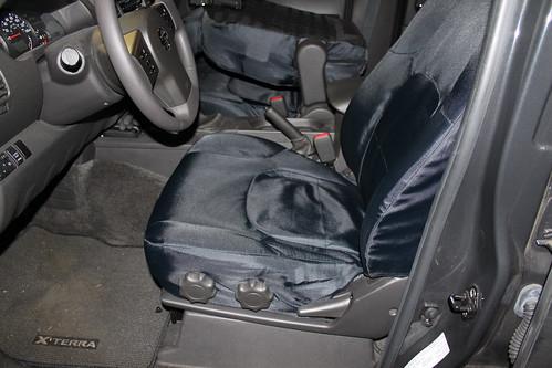 Coverking Tactical Seat Covers M O L L E Ballistic