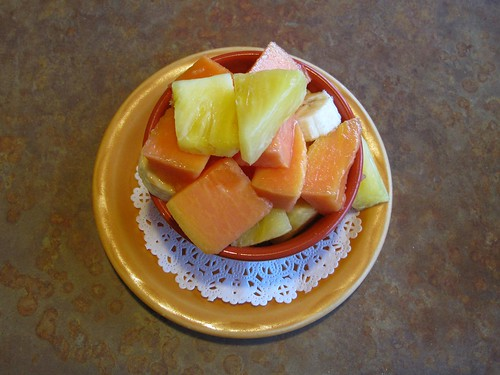 Fruit Bowl at Kountry Kitchen