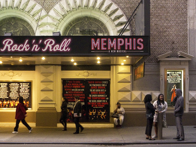 Memphis on Broadway