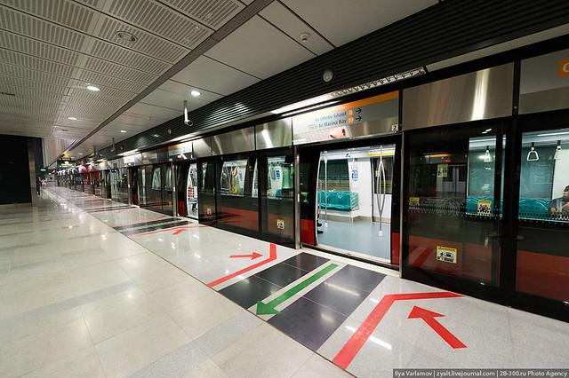 Szingapúr-metró