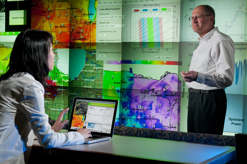 Energy efficiency - Photo credit: Argonne National Laboratory via Foter.com / CC BY-NC-SA