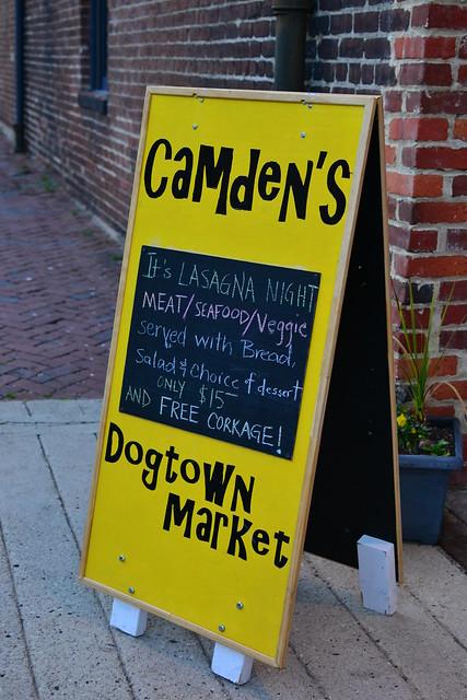 Camden's Dogtown Market
