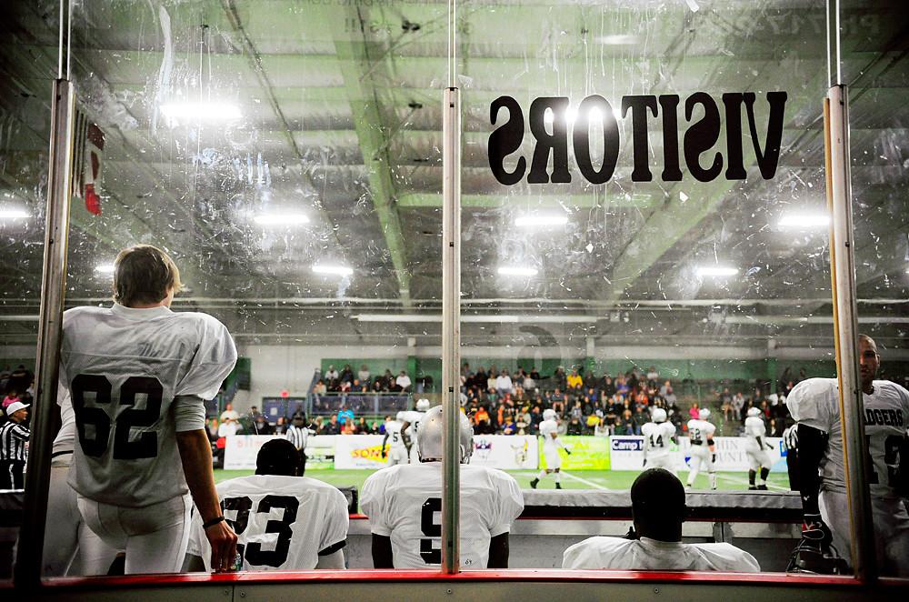 Indoor football: Harrisburg Stampede defeats the Virginia Badgers ...