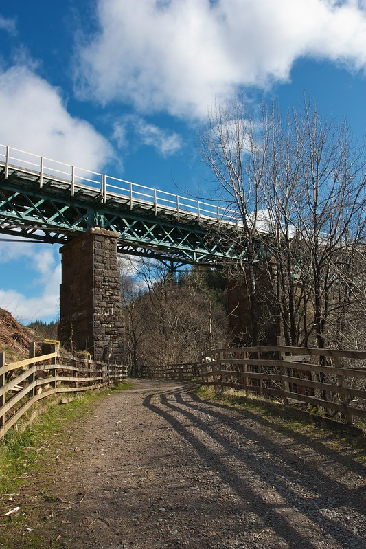 Bridge on the West Highland Line