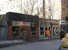 Albert Street Block