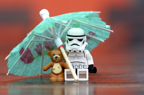 under the umbrella by Kalexanderson