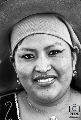 [Mujer y Mundo Andino] - [ STREET LIFE - PHOTOGRAPHY ] by Otazu
