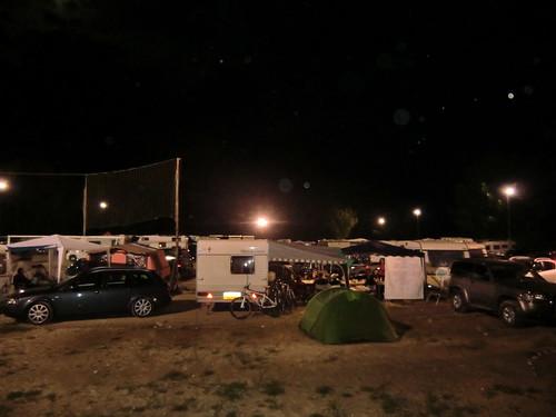Maratón de Monegros 2012. Relato y Fotos
