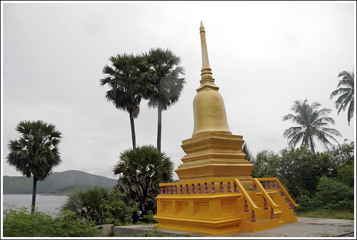 Chedi at Koh Kaew Yai