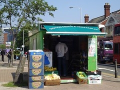 Picture of Croydon Fruits And Vegetables, George Street