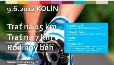 Potkáme se u Kolína - Mezinárodní festival běhu