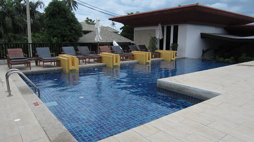 Koh Samui Kandaburi Resort hillside pool サムイ島カンダブリリゾート (13)