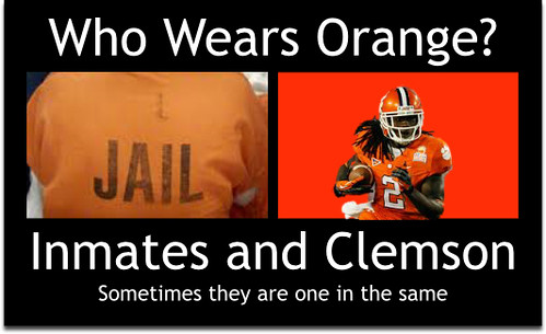 Inmates and Clemson