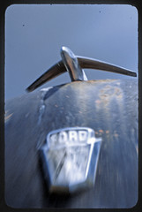 Ford Hood Ornaments
