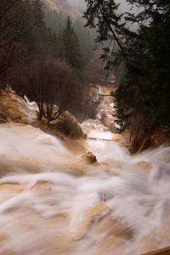 Majestic Zhaga Waterfall