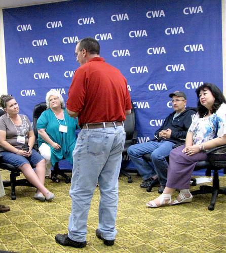 CWA Poli-training