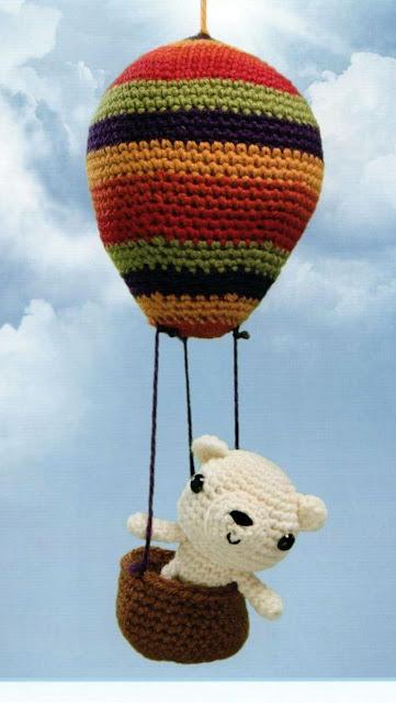 Amigurumi Balon Yapimi : Aciklamali Amigurumi Balon Yapimi